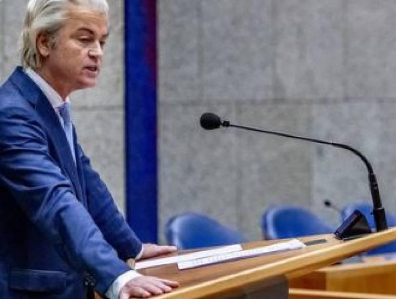 Dutch former anti-Muslim MP Geert Wilders converts to Islam