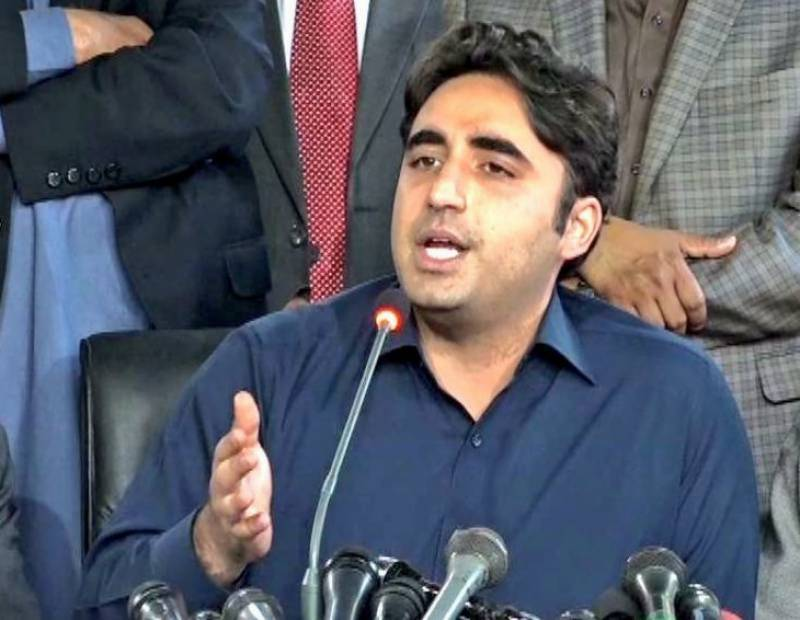 Fake accounts: Bilawal files review petition for removal of name from JIT report