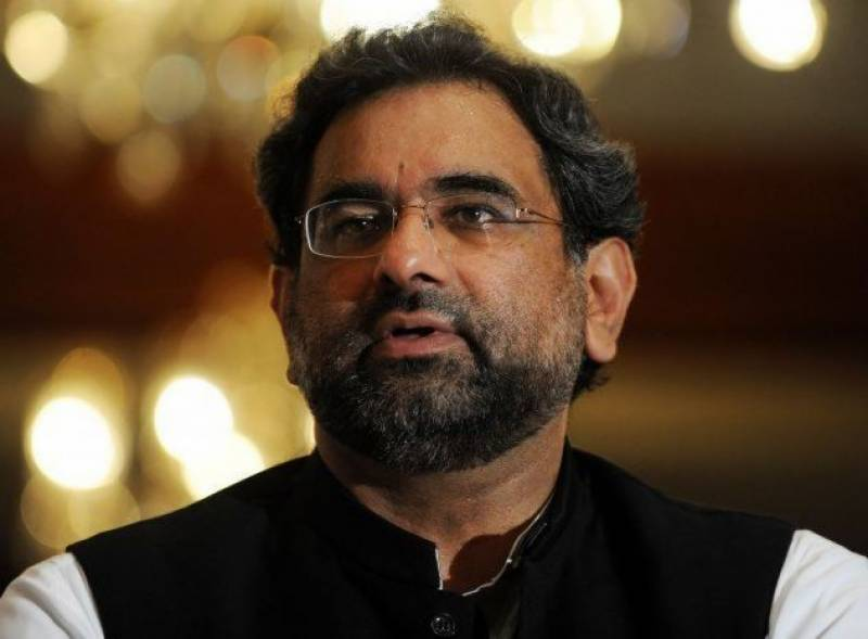 Former PM Abbasi to appear before NAB in LNG contract case today