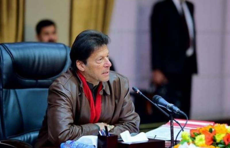 PM Imran orders nationwide crackdown against gas theft