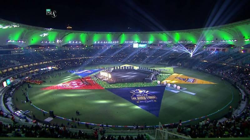 PSL-4 kick starts with glitzy ceremony in Dubai