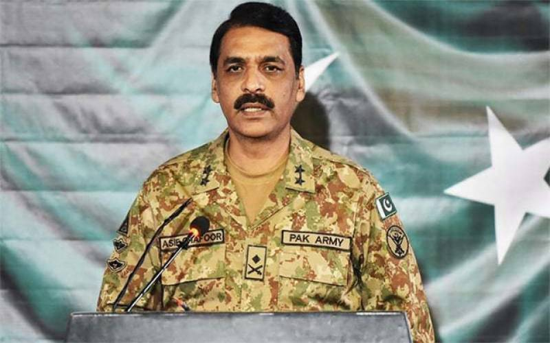 DG ISPR warns India of different and surprising response