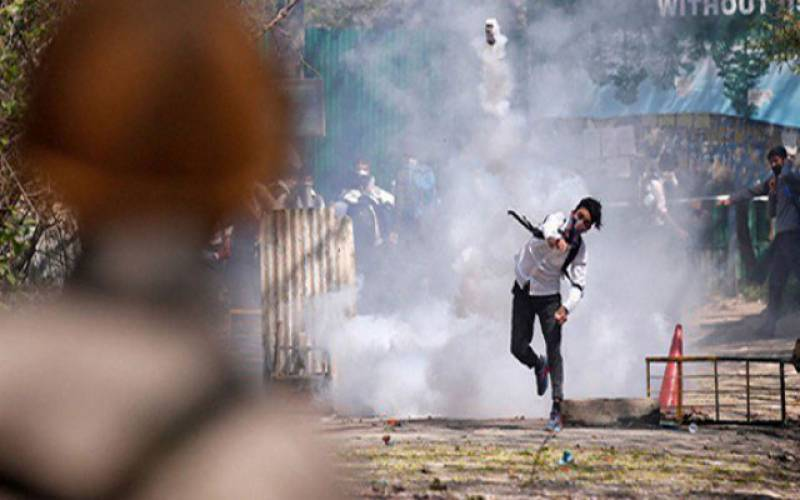 Indian forces martyr 27 Kashmiris in February