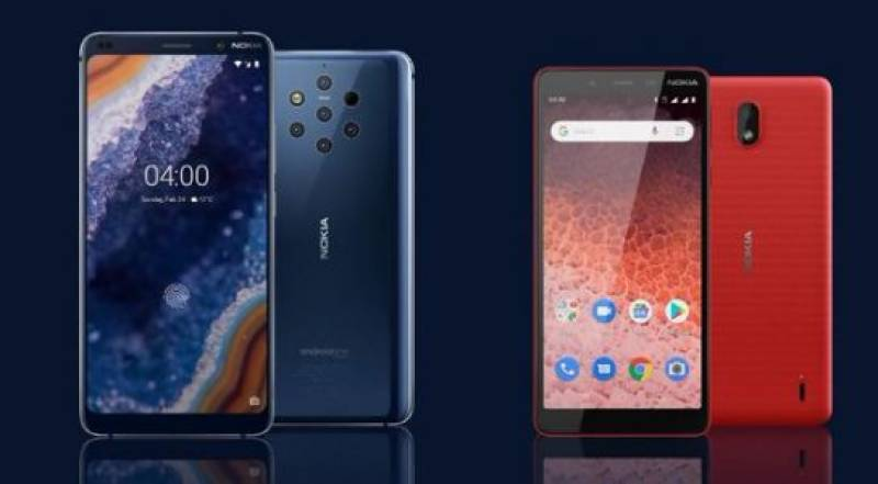 Nokia launches world's first smartphone with five camera array
