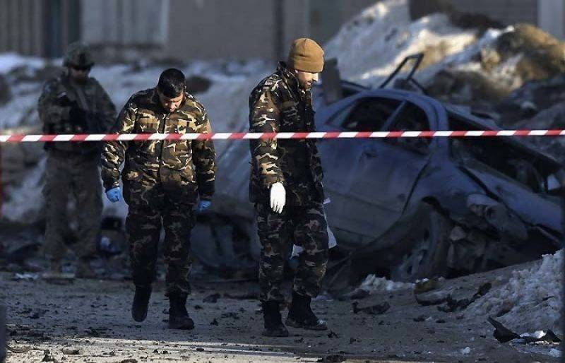 Bomb, gun attack in Afghanistan claims at least 16 lives