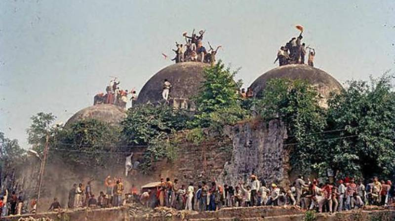 Babri Masjid dispute: Indian SC orders mediation, gives panel 8-weeks time