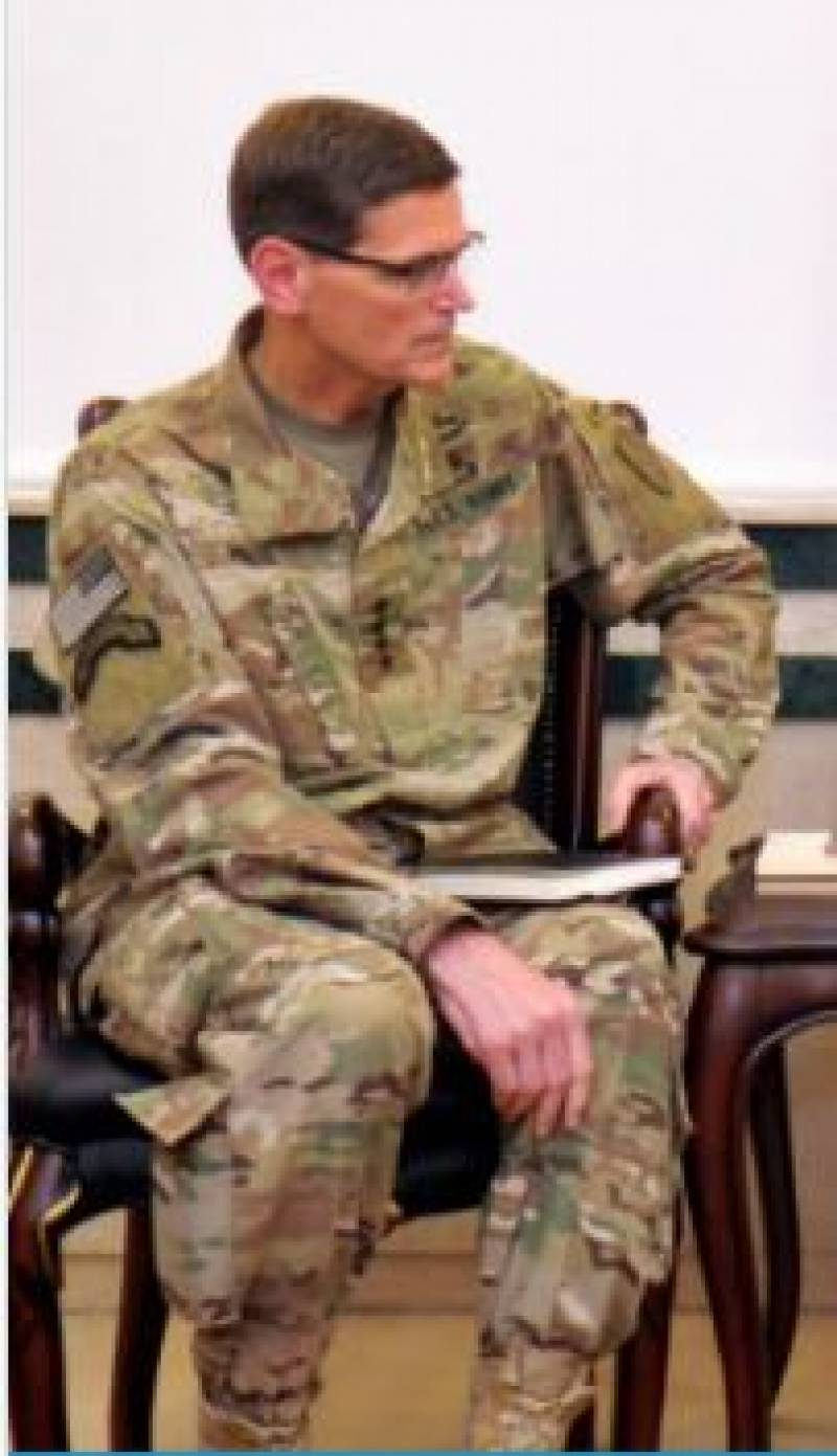 Cross-border attacks fuelled instability, tension along Pak-Afghan border: US general