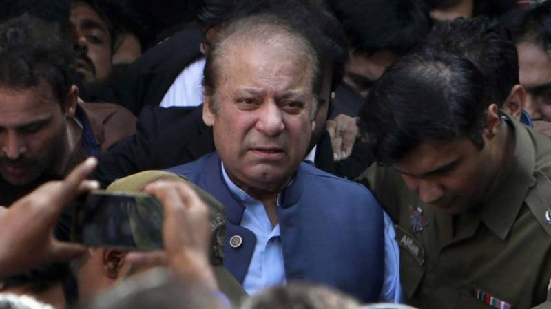 Nawaz again appeals to SC for early hearing of bail plea