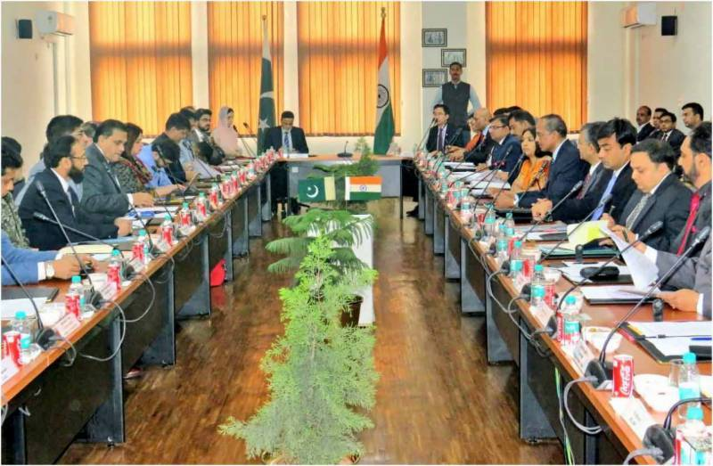 Pakistan, India hold talks on draft agreement of Kartarpur Corridor