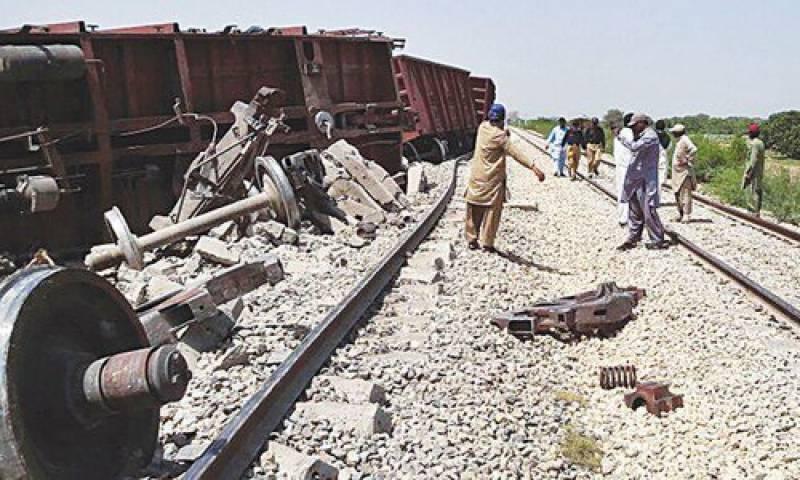 Balochistan railway track blast claims three lives