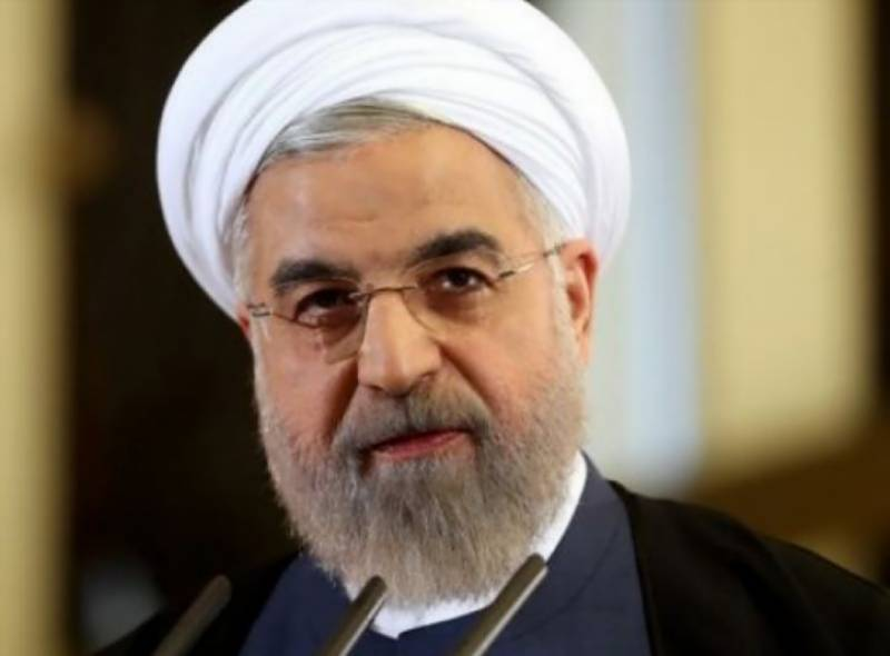 US responsible for Iran's ailing economy: Rouhani