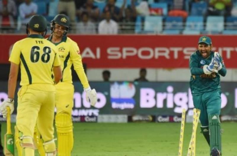 ODI series against Australia: Pakistan team leaves for UAE