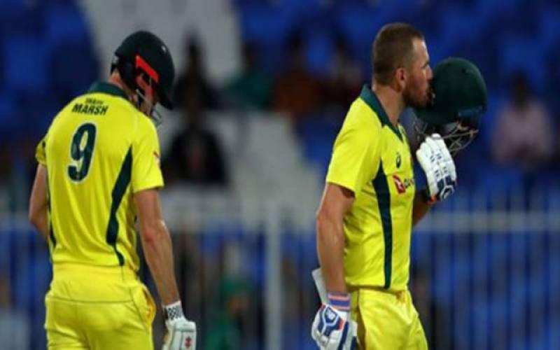 First ODI: Australia beat Pakistan by 8 wickets