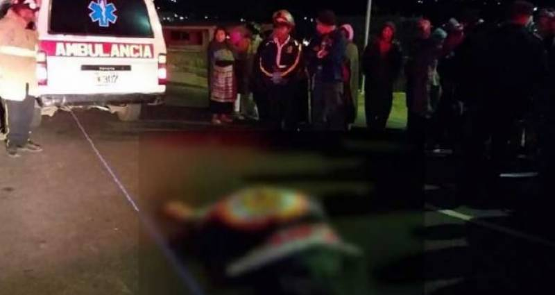 32 killed after truck rams into crowd in Guatemala