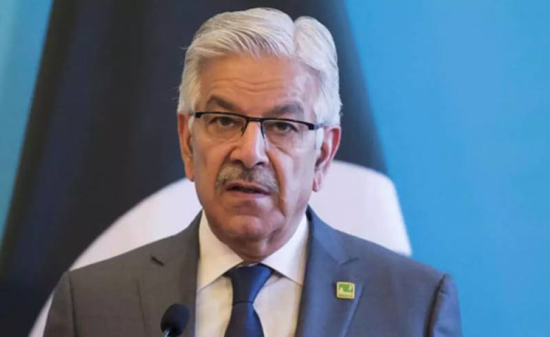 NAB summons Khawaja Asif in assets beyond means case