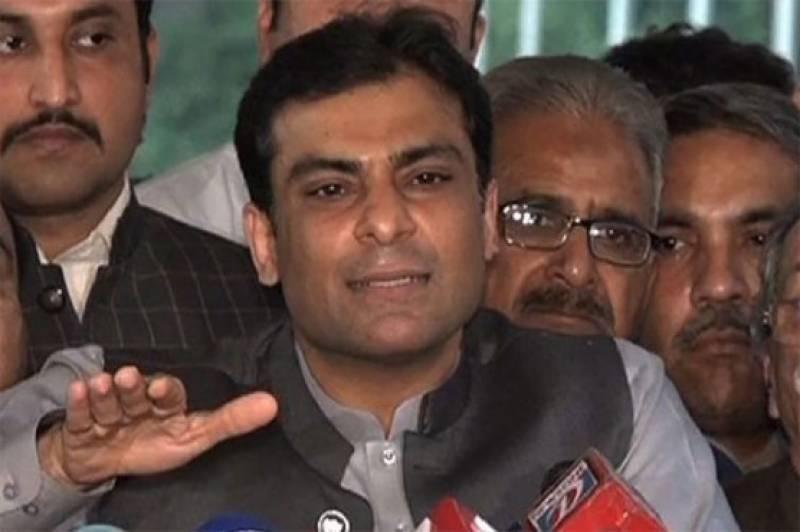 NAB's raid was violation of Lahore High Court orders: Hamza