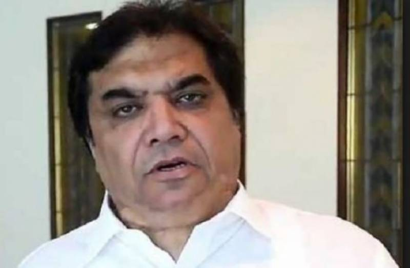 LHC suspends Hanif Abbasi's sentence, orders to release in ephedrine case