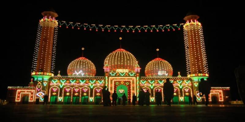 Shab-e-Barat being observed across Pakistan with religious zeal, fervour