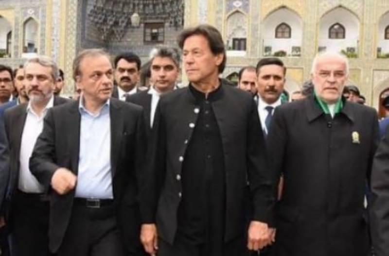 PM Imran to meet Iran's supreme leader Khamenei, business community