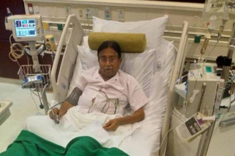Special court accepts Musharraf's plea to postpone treason case hearing till June 12