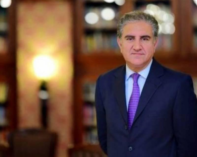 Govt pursuing economic diplomacy for socio-economic development, says FM Qureshi