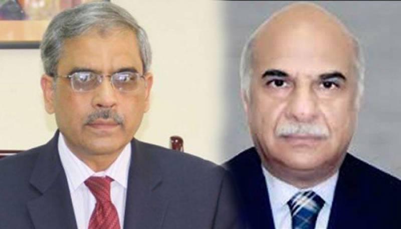 Governor SBP Tariq Bajwa resigns, Chairman FBR Jehanzeb Khan removed