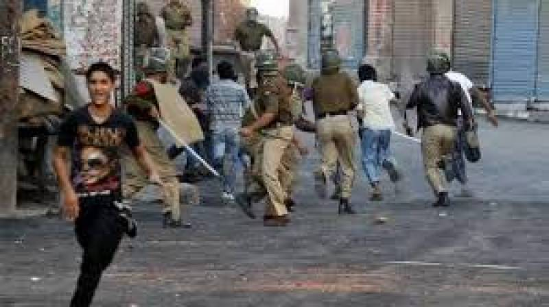 Indian forces martyr five more Kashmiris in IoK
