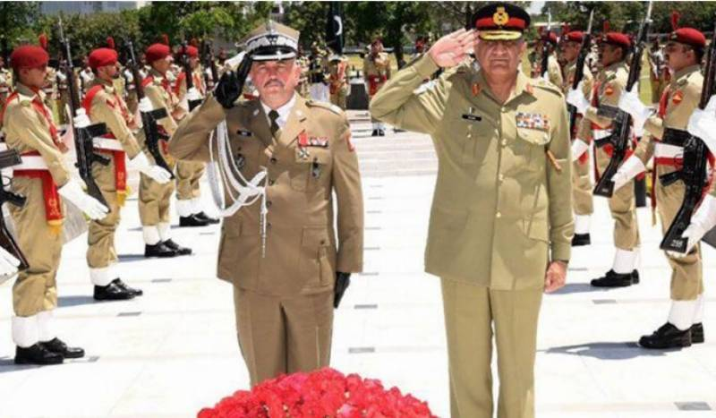 Polish Armed Forces Commander lauds Pakistan Army's efforts for regional peace
