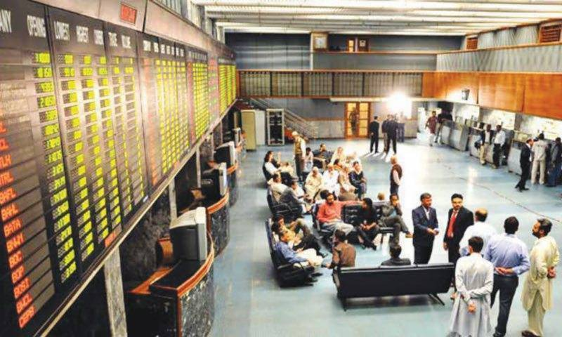 Bull-run returns at PSX as KSE-100 index gains 1195 points