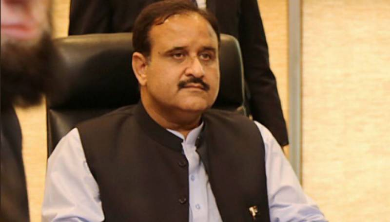 Opposition parties' collaboration is to save their personal interests: Buzdar