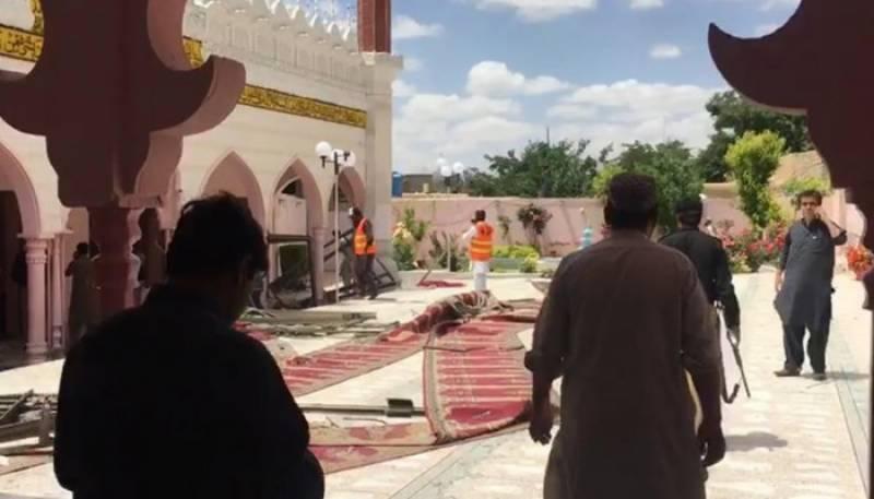 Quetta mosque blast toll rises to four
