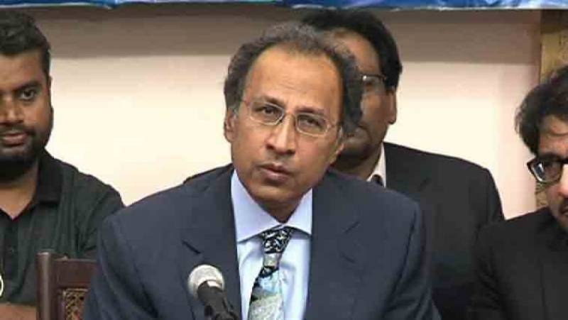 Petition seeking to bar Hafeez Sheikh from presenting budget dismissed