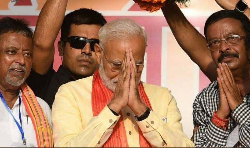 Modi makes major cabinet changes for second term