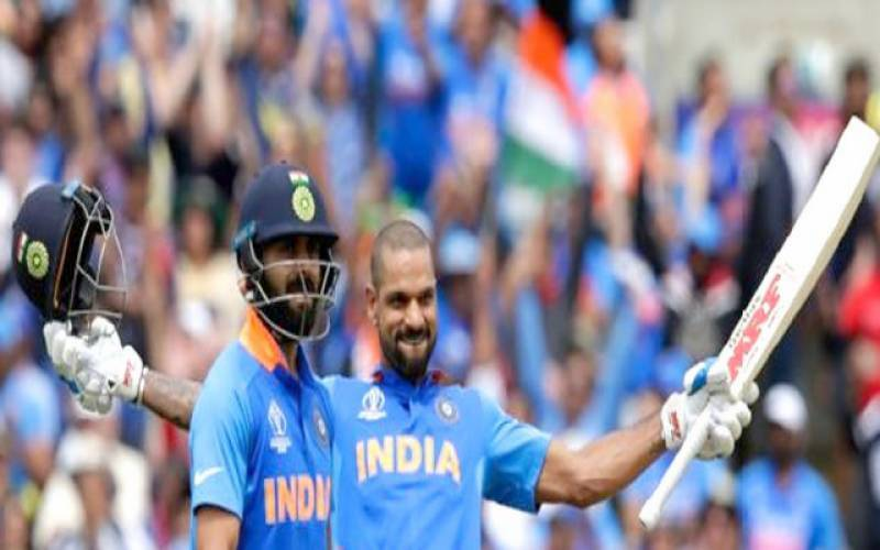 World Cup 2019: India set 353 runs target for Australia