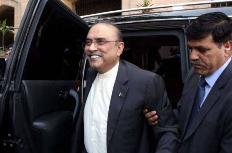 NAB arrests Asif Ali Zardari after IHC rejects bail in fake accounts case