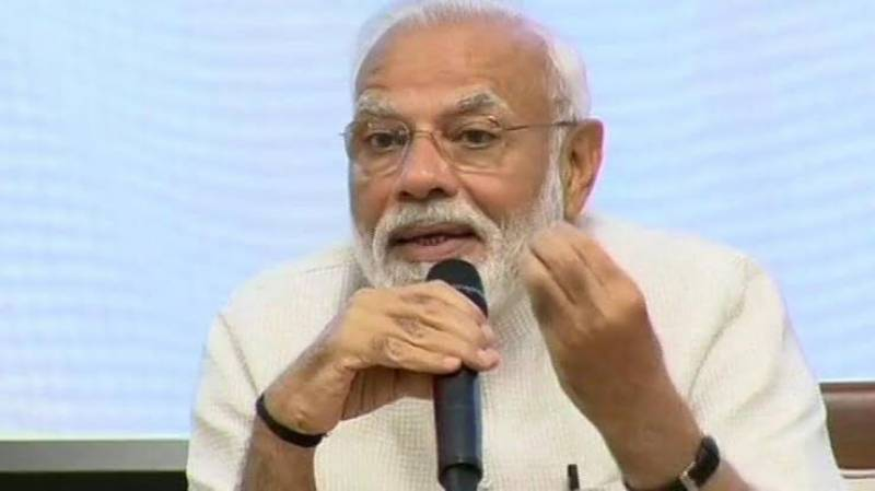 PM Modi's plane en route to Bishkek will not fly over Pakistan: Indian ministry