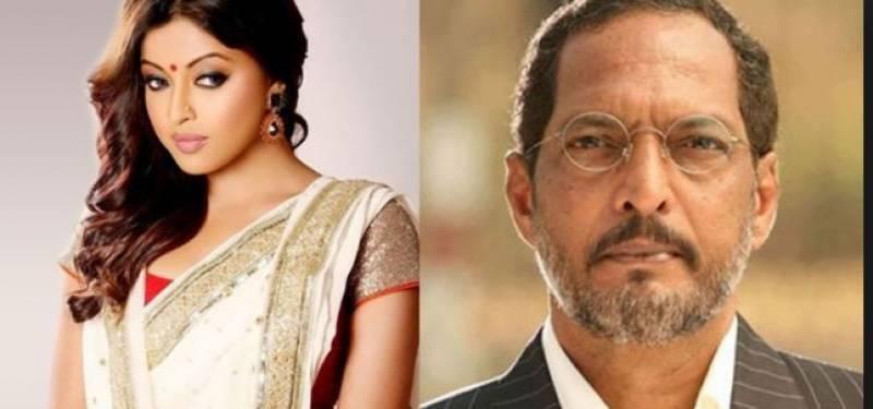 Tanushree Dutta's sexual harassment case against Nana Patekar closed