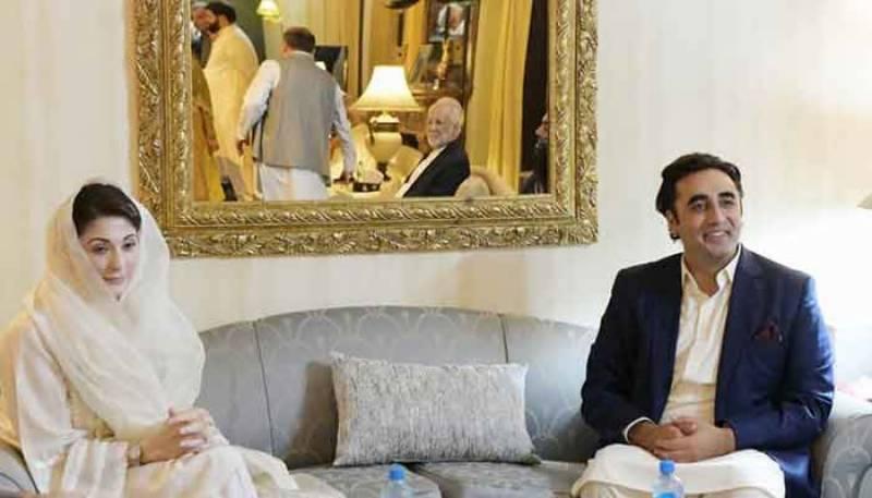 Maryam Nawaz, Bilawal Bhutto to meet at Raiwind on Sunday
