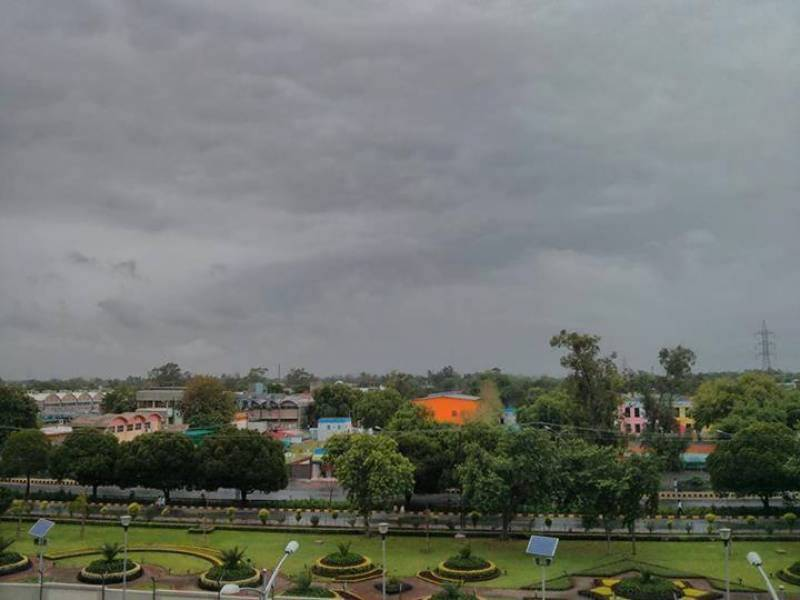 Met office predicts hot, dry weather during next 24 hours