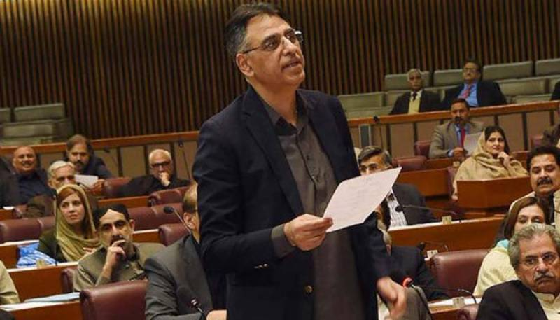 Asad Umar asks his party-led govt to reconsider tax on sugar, cooking oil
