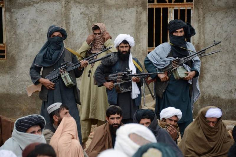 Taliban delegation holds talks in China as part of Afghan peace