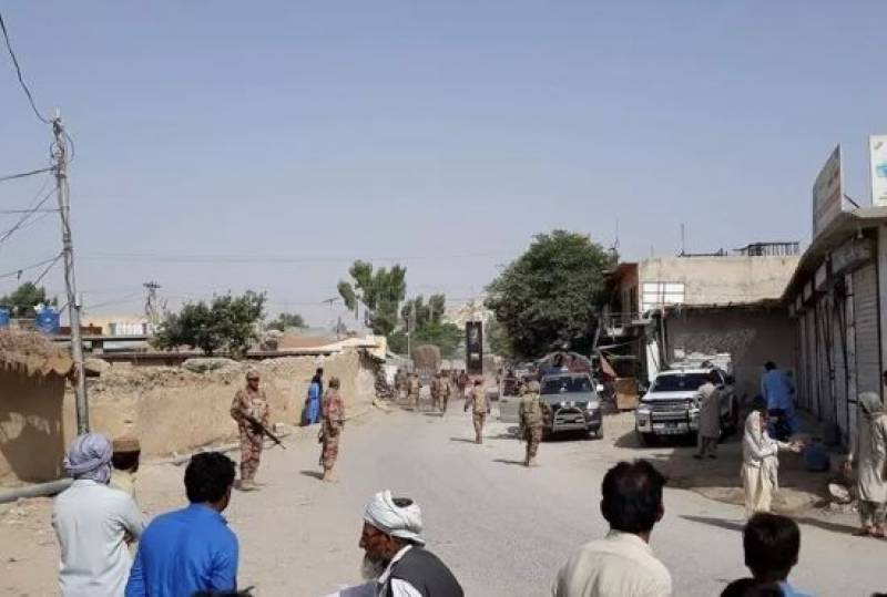 One policeman martyred, three terrorists killed in attack on Loralai Police Line
