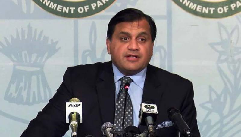FO terms reports about PM Imran's participation in EEF in Russia as 'speculative'