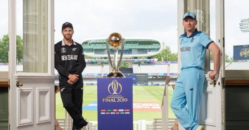 ICC World Cup 2019 final: New Zealand set 242-run target for England