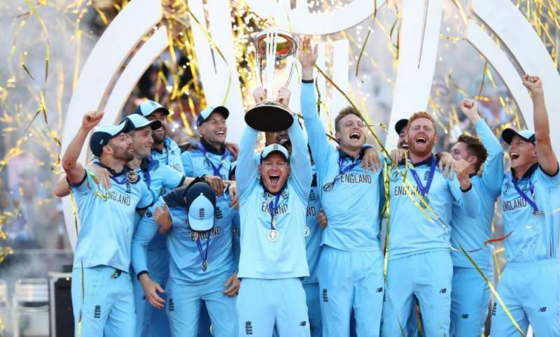 England win World Cup 2019 after incredible final against