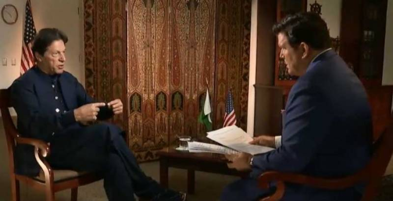 Nuclear war not option, India must abandon nuclear weapons: PM Imran Khan