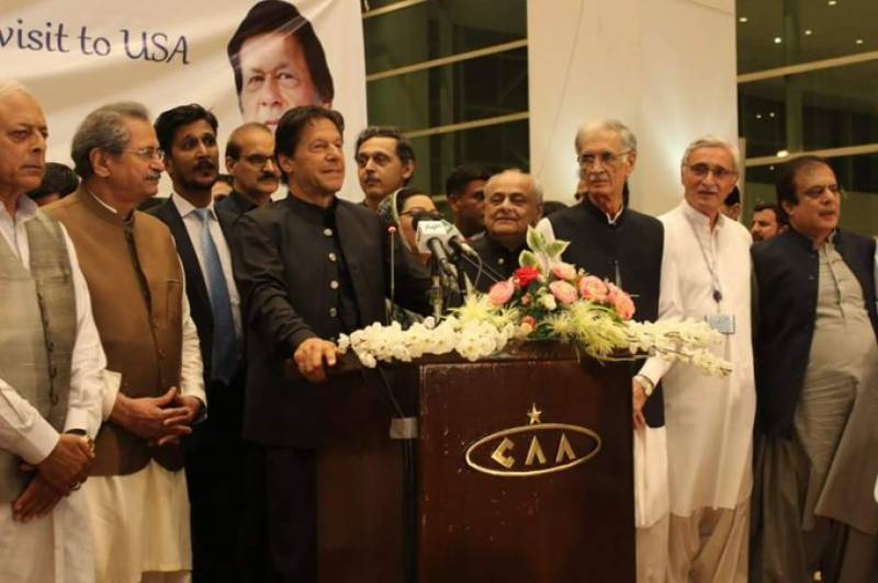 PM Imran vows to bring looters, plunderers of national wealth to justice