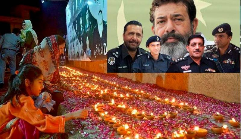 Police Martyrs Day observed across the country