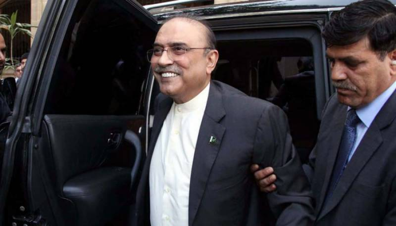 Production orders for Zardari, Abbasi, Saad Rafique issued