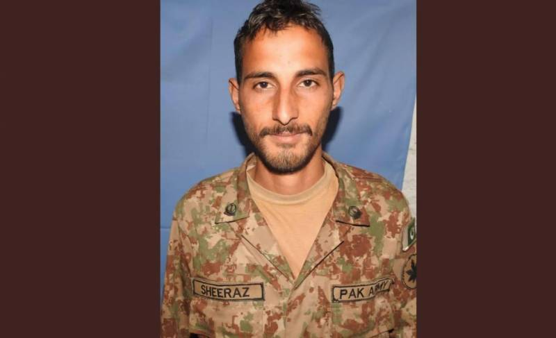 Another Pakistan Army soldier martyred in LoC firing: ISPR